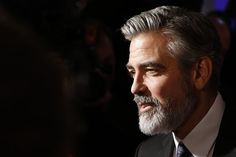 George Clooney Has One Of The Best Beards In The Game
