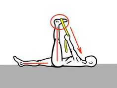 Posterior Chain Stretch with the PNF Technique (Sagittal)