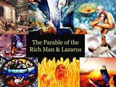 PARABLE OF THE RICH MAN AND LAZARUS Parables Of Jesus, Together Quotes, Rich Man, Bing Images, Prayers, Reading, Daily Reflections, Channel, God