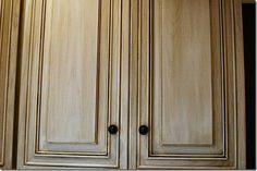 Rethinking my kitchen cabinets.Kitchen cabinet makeover using Rust-Oleum Cabinet Transformations in Pure White Glazed Kitchen Cabinets Pictures, Diy Kitchen Cabinets, Kitchen Redo, Oak Cabinets, Kitchen Ideas, Refacing Cabinets, Refinish Cabinets, Cabinets To Ceiling, Cabinets To Go
