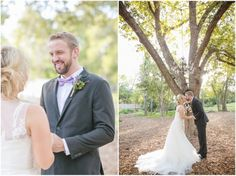 Bridal Gown by Blush Bridal Lounge, Floral by Disch Events, Photos by http://juliewilhite.com