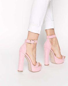 ASOS | HIMALAYAS Heeled Sandals #asos #sandal #heels | SHOES ...