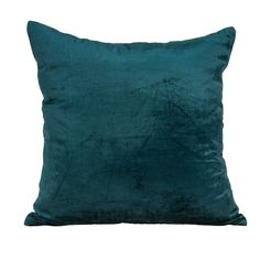 teal home accents Parkland Collection Bento Transitional Teal Solid Pillow Cover With Poly Insert, Multicolor(Cotton, Solid Color) Sofa Pillows, Accent Pillows, Couch, Teal Throw Pillows, Decorative Pillow Covers, Throw Pillow Covers, Teal Pillow Cases, How To Clean Pillows, Thing 1