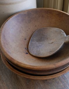 """Ok, I confess...I have a little bit of a """"thing"""" for primitivekitchen collectibles. Wooden bowls, stoneware crocks full of rolling pins an..."""