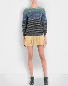 This season your style inspiration starts at home - in fact, it's already sitting right there in your (other half's) closet! Missoni is leading the charge with its brand new collection of Menswear that works just as well for girls.