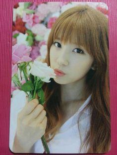 APINK CHORONG Official Photo Card #1 3rd Mini Album Secret Garden CHO RONG