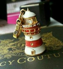 Juicy Couture RARE 2009 Lighthouse Charm