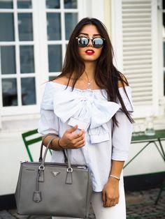 Aktuelle Mode- & Fashion-Trends im Blog von Milena le secret entdecken ♥ bows & hearts ♥ Blogwalk.de
