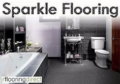 Top quality heavy duty vinyl, will not tear, mark or stain from normal use! Choice of finishes available - select based on the samples we have sent you. Clawfoot Bathtub, Bathroom Faucets, Bathrooms, Glitter Floor, Glitter Walls, Vinyl Flooring Bathroom, Bathroom Inspiration, Bedroom Decor, Sparkle