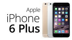 Buy Apple iPhone 6 Plus with offer price. visit