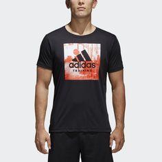 adidas Training Tee - Mens Short Sleeve Shirts