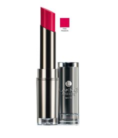 Lakme Absolute Matte Pink Passion Lipstick 3.7 gm. Rs. 595  (15% Off)