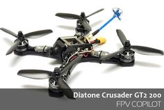 Reasons for Purchasing the Diatone Crusader GT2 200 FPV Drone