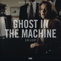 Today: Ghost In The Machine. Stream or DVD- how will you be watching?