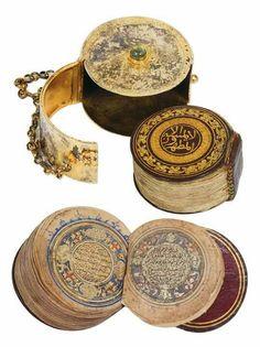 Osmanlı Sancak Kur'an'ı / 16.yüzyıl