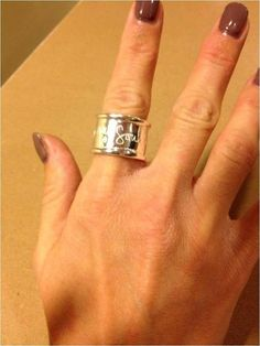 shawn killinger hear my soul speak ring - Google Search