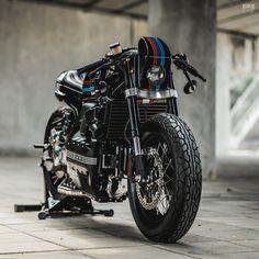 Custom Bikes Of The Week: 20 October, 2019 Triumph Motorcycles, Custom Motorcycles, Custom Bikes, Indian Motorcycles, Motorcycle Types, Motorcycle Travel, Girl Motorcycle, Bobber Motorcycle, Motorcycle Quotes