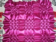 Image result for fabric manipulation