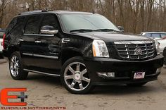 cool  2009 Cadillac Escalade AWD 4dr - For Sale