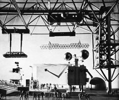 Arata Isozaki, Festival Plaza, Expo '70 Osaka, Japan, 1968-1970