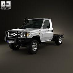 3D Car 2008 Model - 3D Model