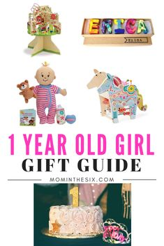 37 Ideas For Toys For 1 Year Old Girl Birthdays Kids, 37 Ideen für Spielzeu… – Best Baby And Baby Toys First Birthday Gifts Girl, 1 Year Old Birthday Party, Unique Birthday Gifts, Baby Girl Gifts, Birthday Ideas, Unique Gifts, Toddler Christmas Gifts, Christmas Toys, Toddler Gifts
