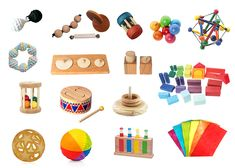 What to look for Montessori toys baby at How we Montessori