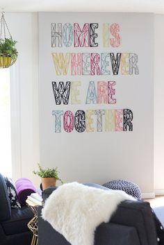 Family Room | jenloveskev.com by jenloveskev, via Flickr
