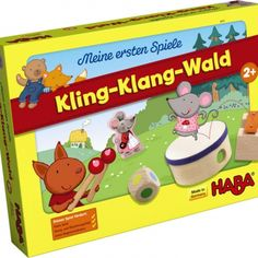 HABA USA produces high-quality toddler toys including learning puzzles, shapes and color puzzles animal games, ABC games and zoo games. Abc Games, Games For Kids, Games To Play, Forest Games, Color Puzzle, Play Vehicles, Instruments, Different Games, Ding Dong