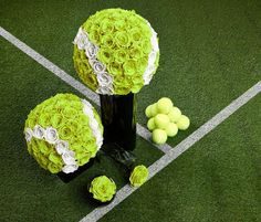 tennis centerpiece ideas - Google Search