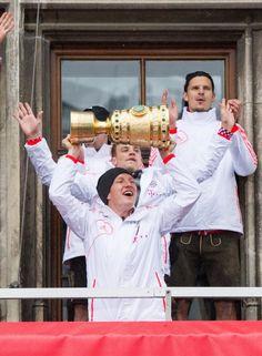 FC Bayern München Triple-Party 2013