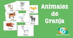 animales de granja Gato Animal, Map, Comics, Portal, Wild Animals, Gatos, Toddler Yoga, Giraffes, Crafts For Kids