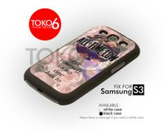AJ 3913 All Time Low Love Yourself - Samsung Galaxy S III Case | toko6 - Accessories on ArtFire