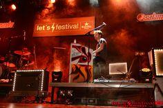 #letsfestival15 #salamandra1 #salamandraconciertos #salamandra #habitacionroja #escenariestrelladam #LHospitalet