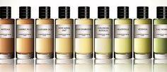 Dior Perfume Collection
