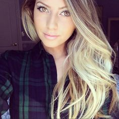 my #blonde #ombre hair