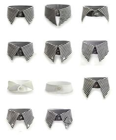 know your mens collar types!!
