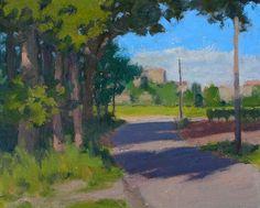 Ian Roberts - Gallery - Plein Air Paintings