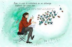 Las mariposas no negocian