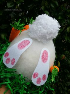 This year we have made something a little different for the Easter Hat Parade - a bunny butt hat! Easter Bonnets For Boys, Easter Crafts For Kids, Easter Bunny, Easter Ideas, Easter Stuff, Easter Decor, Crazy Hat Day, Crazy Hats, Easter Hat Parade