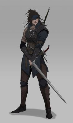 Discover recipes, home ideas, style inspiration and other ideas to try. Fantasy Character Design, Character Creation, Character Design Inspiration, Character Concept, Character Art, Dungeons And Dragons Characters, Dnd Characters, Fantasy Characters, Female Characters