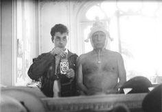 Andre Villiers: My Friend Picasso – Spier Films
