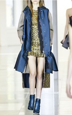 Antonio Berardi Look 38 on Moda Operandi