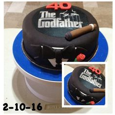 The Godfather #party ideas