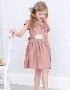 vestidos para bebitas grandes