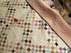Alicia Paulson's new quilt - Posie Gets Cozy blog