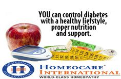 Diabetes is a group of diseases characterized by high blood glucose levels that result from defects in the body's ability to produce and/or use insulin. Find out the complications of diabetes and get the right treatment of homeopathy at Homeocare International. Homeocare International offers homeopathy treatment for diabetes, which is effective. Consult our expert homeopaths and get right homeopathy treatment for diabetes.