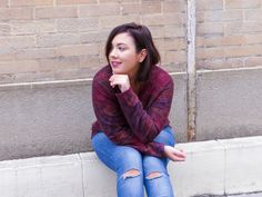 Nouvel article sur le blog je vous parle de ma nouvelle couleur de cheveux & de ma nouvelle coupe !
