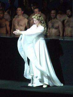 The great Susan Graham. Marguerite in La damnation de Faust.