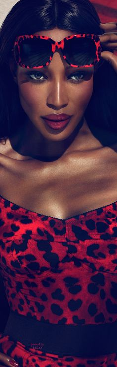Naomi Campbell for Dolce&Gabbana